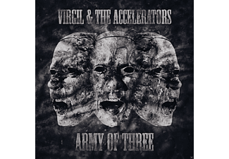 Virgil & The Accelerators - Army Of Three - (CD)