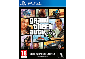 ARAL Grand Theft Auto V PlayStation 4