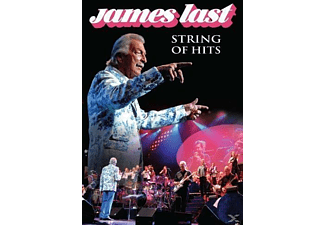 James Last - STRING OF HITS - (CD)