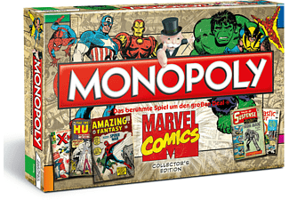 Monopoly - MARVEL COMICS