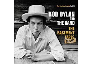 Bob Dylan - The Bootleg Series, Vol. 11 - The Basement Tapes - Raw (CD)