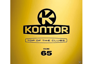VARIOUS - Kontor Top Of The Clubs Vol.65 [CD]
