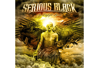 Serious Black - As Daylight Breaks [CD]