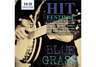 VARIOUS - Blue Gras [CD]