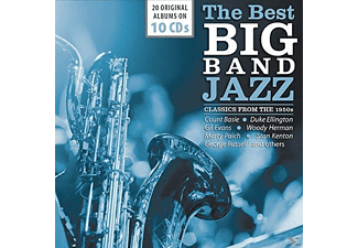 Various - The Best Big Bands-Jazz Classics From The 1950s - (CD)