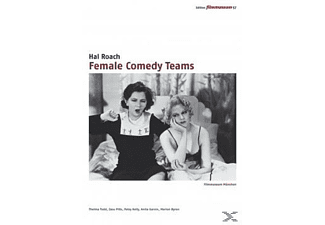 Female Comedy Teams [DVD]