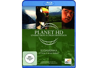 Planet HD - Unsere Erde in High Definition: Südamerika [Blu-ray]