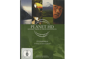 Planet HD - Unsere Erde in High Definition: Südamerika - (DVD)