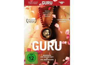 Guru - Bhagwan, His Secretary & His Bodyguard [DVD]