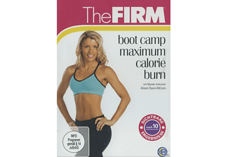 Gaiam - The Firm: Boot Camp Maximum Kalorien Verbrenner - (DVD)
