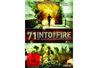 71 - INTO THE FIRE - (DVD)