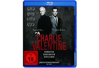 Charlie Valentine - Gangster Gunfighter Gentleman [Blu-ray]