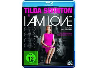 I AM LOVE - (Blu-ray)