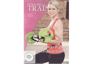 Personal Trainer - Power Pump - Langhantel Workout [DVD]