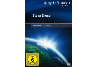 STAYA ERUSA - SPIRIT MOVIE EDITION - (DVD)