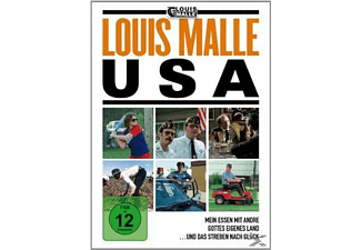 LOUIS MALLE BOX - USA [DVD]