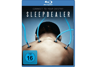 SLEEP DEALER - (Blu-ray)