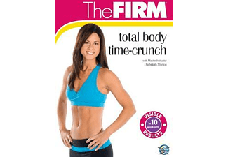 GAIAM - THE FIRM-TOTAL BODY TIME CRUNCH [DVD]