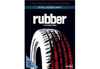 Rubber (Limited Edition) [Blu-ray + DVD]