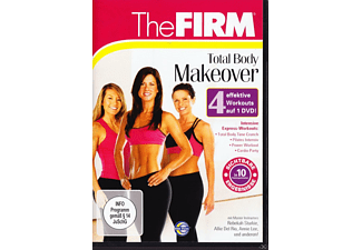 GAIAM - THE FIRM - TOTAL BODY MAKEOVER [DVD]