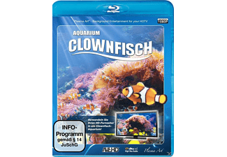 CLOWNFISCH-AQUARIUM HD - (Blu-ray)