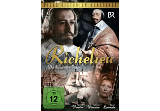 RICHELIEU - (DVD)