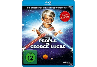 THE PEOPLE VS GEORGE LUCAS - (Blu-ray)