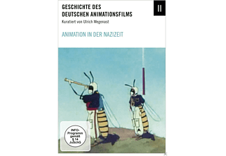 ANIMATION IN DER NAZIZEIT - (DVD)