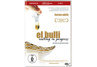 EL BULLI - COOKING IN PROGRESS [DVD]