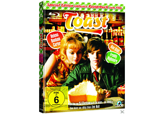 Toast (Special Edition) - (Blu-ray)