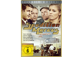 SPEDITION MARCUS - (DVD)
