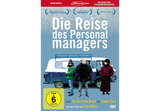 DIE REISE DES PERSONALMANAGERS - (DVD)