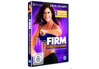 GAIAM - THE FIRM-20 MINUTEN FAT BURNING [DVD]