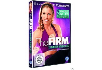 GAIAM - THE FIRM - E20 MINUTEN WEIGHTGLOSS - (DVD)