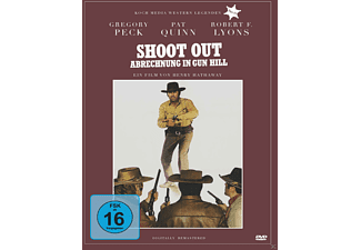 SHOOT OUT - ABRECHNUNG IN GUN HILL (WESTERN L. 11 - (DVD)