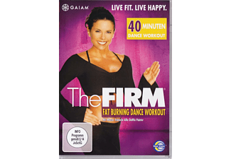 GAIAM - THE FIRM - FAT BURNING [DVD]