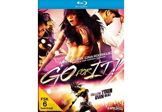 Go for it! [Blu-ray]