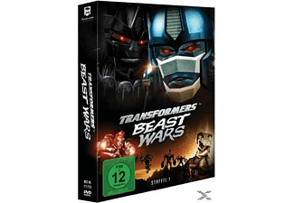 Transformers: Beast Wars - Staffel 1 [DVD]