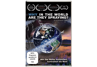 WHY IN THE WORLD ARE THEY SPRAYING - (DVD)