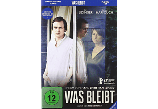 WAS BLEIBT (LIMITED EDITION) - (DVD)
