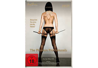 THE PLEASURE PROFESSIONALS - (DVD)