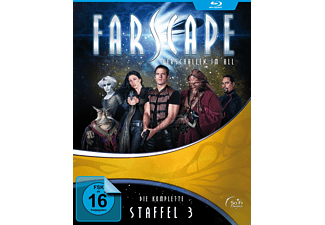 FARSCAPE - VERSCHOLLEN IM ALL 3. STAFFEL [Blu-ray]