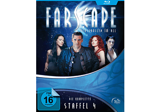 FARSCAPE - VERSCHOLLEN IM ALL 4.STAFFEL (OMU) [Blu-ray]