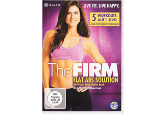GAIAM - THE FIRM - FLAT ABS SOL [DVD]