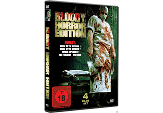 Bloody Horror Edition [DVD]