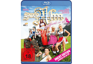 Sexy Alm - Girlfriends on Tour Staffel 4 [Blu-ray]
