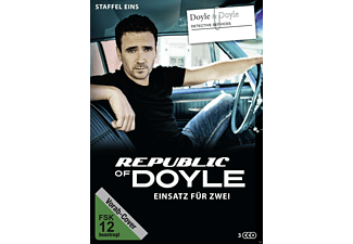 REPUBLIC OF DOYLE 1.STAFFEL - (DVD)