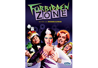 Forbidden Zone (Total Sperbezirk) - (DVD)