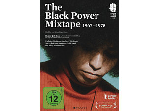 THE BLACK POWER MIXTAPE 1967-1975 (OMU) - (DVD)