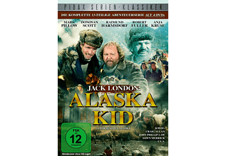 JACK LONDON - ALASKA KID-GOLRAUSCH IN ALASKA - (DVD)